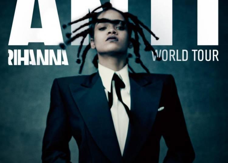Rihanna Anti World Tour � Decines Charpieu