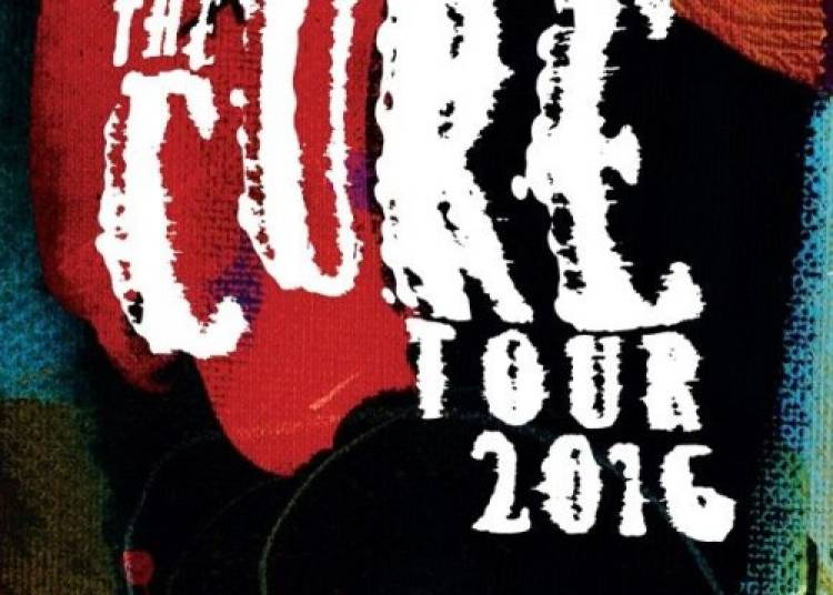 The Cure Tour 2016 � Paris 12�me