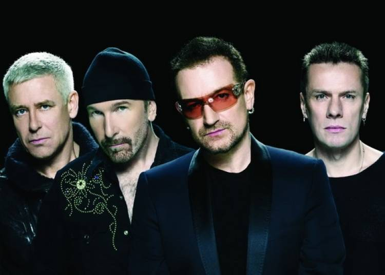 U2 Innocence Et Experience Tour � Paris 12�me