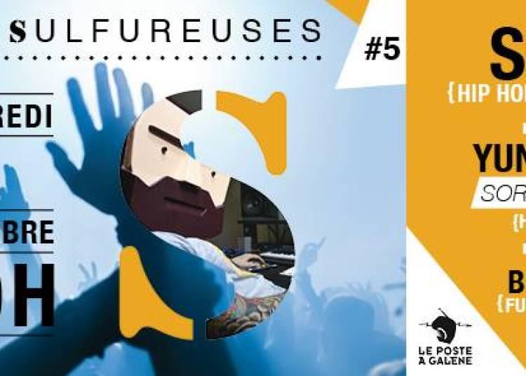 Les Sulfureuses#5 � Marseille