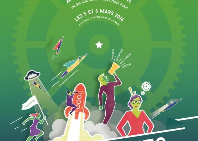 Festival Les Aliennes 2016