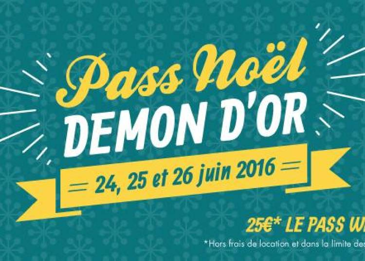 Festival Demon D'or 2016