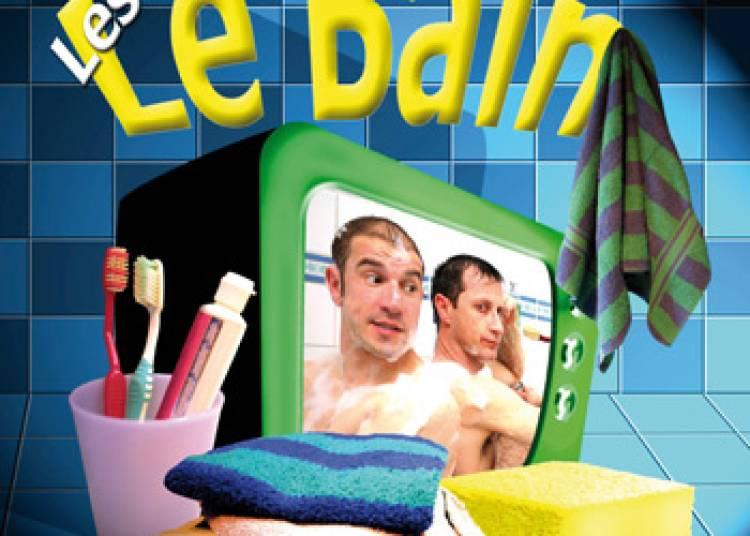 Les Zind�sirables dans le bain � Nantes