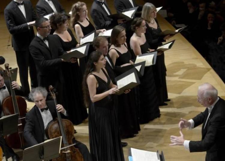 Bach, Messe en Si � Paris 19�me