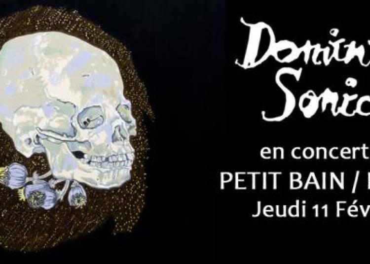 Dominic Sonic � Paris 13�me