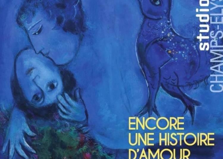 Encore Une Histoire D'amour Avec Elodie Navarre � Paris 8�me