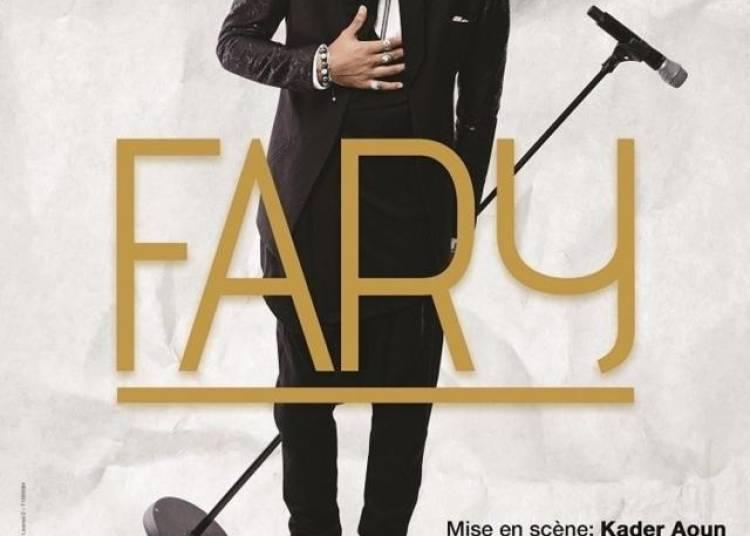 Fary � Paris 15�me