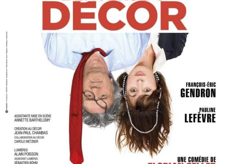 L'envers Du Decor Avec Daniel Auteuil Et Valerie Bonneton � Paris 9�me
