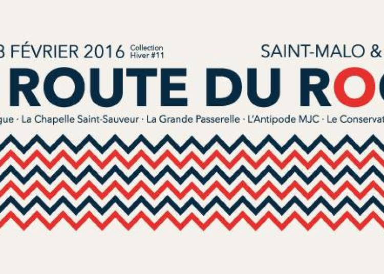 La Route Du Rock Collection Hiver 2016