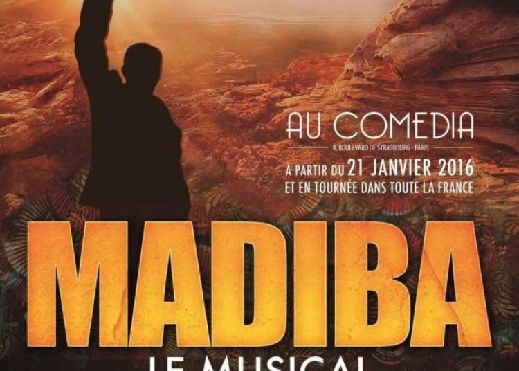 Madiba, Le Musical � Paris 10�me