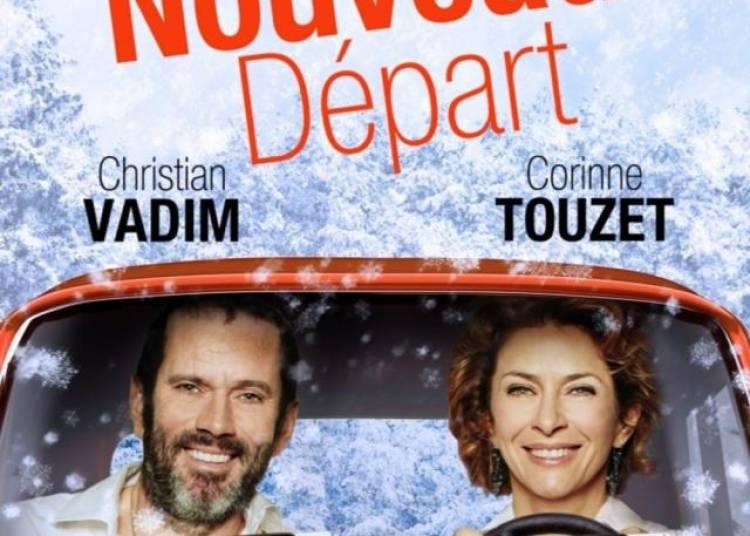 Un Nouveau D�part Avec Corinne Touzet Et Christian Vadim � Paris 2�me