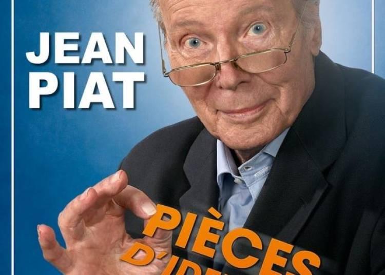 Pieces D'identit� Avec Jean Piat � Paris 2�me