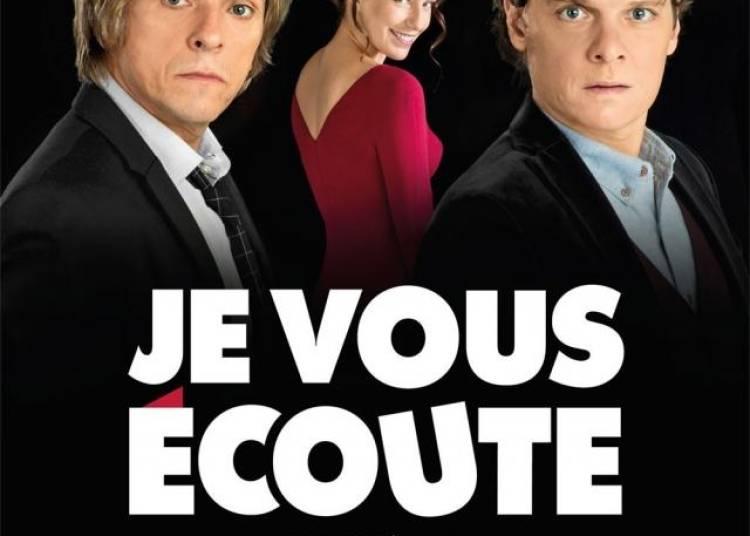 Je Vous Ecoute Avec Benabar, Zoe Felix Et Pascal Demolon � Paris 8�me