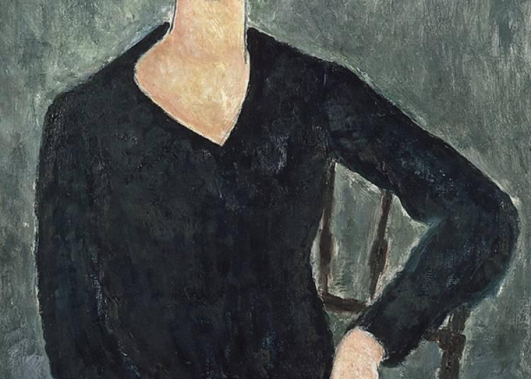Amedeo Modigliani � Villeneuve d'Ascq