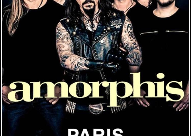 Amorphis et Guests � Paris 13�me