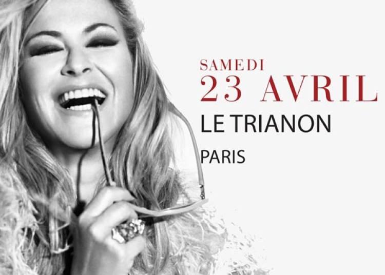 Anastacia � Paris 18�me