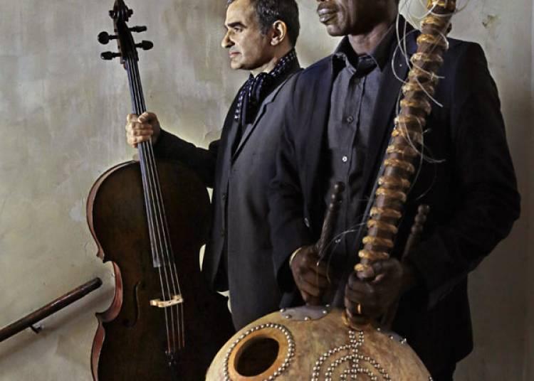 Ballake Sissoko & Vincent Segal � Paris 8�me