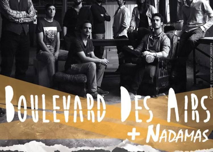Boulevard Des Airs et Nadamas � Besancon