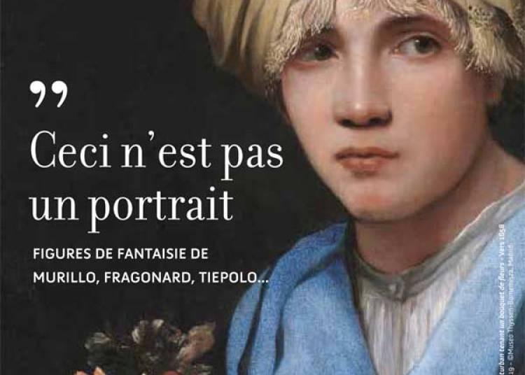 Ceci N'est Pas Un Portrait � Toulouse