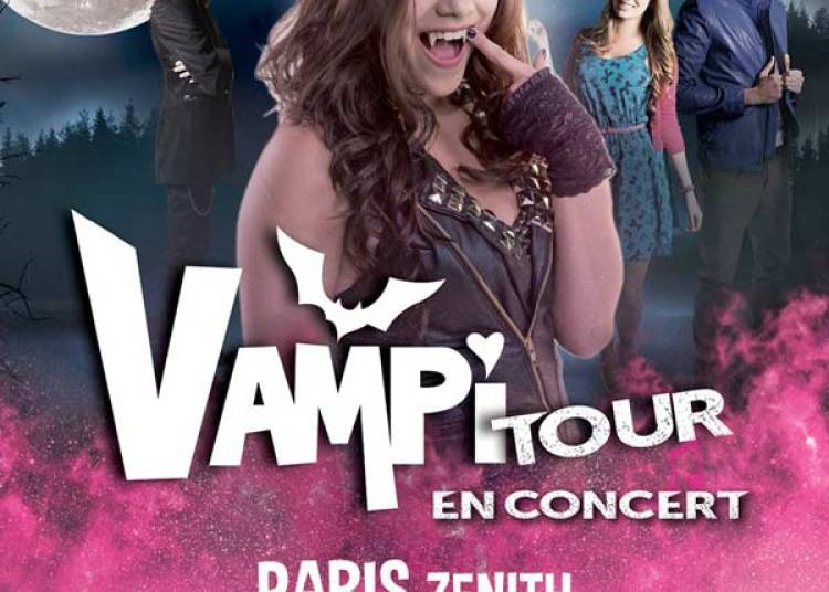 Chica Vampiro � Paris 19�me
