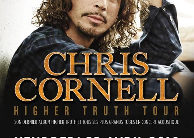 Chris Cornell � Paris 18�me