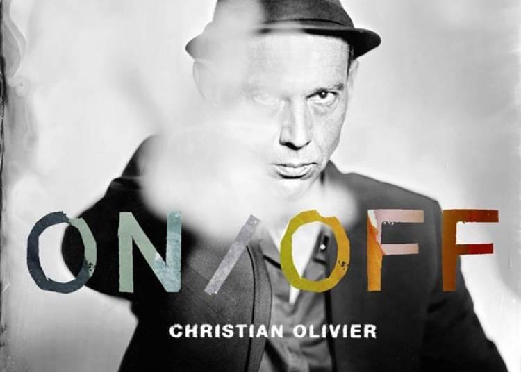 Christian Olivier � Paris 18�me