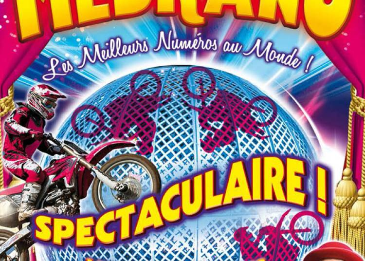 Cirque Medrano � Orl�ans