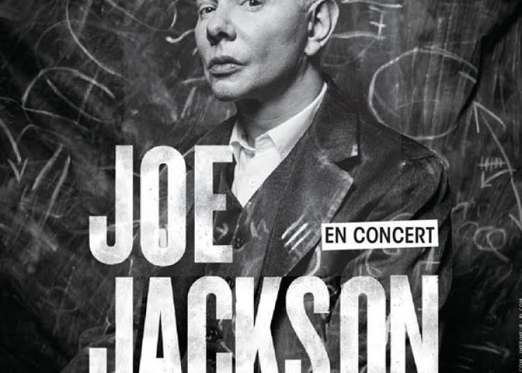 Joe Jackson � Lille