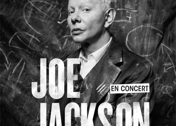Joe Jackson � Paris 9�me