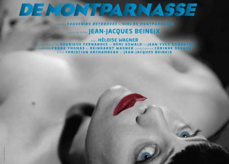 Kiki De Montparnasse � Paris 6�me