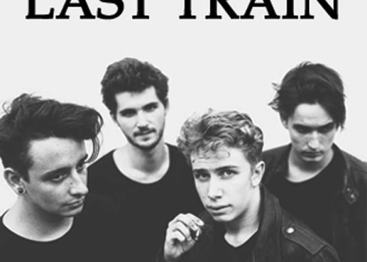 Last Train et Jinx Fish Pool � Arles