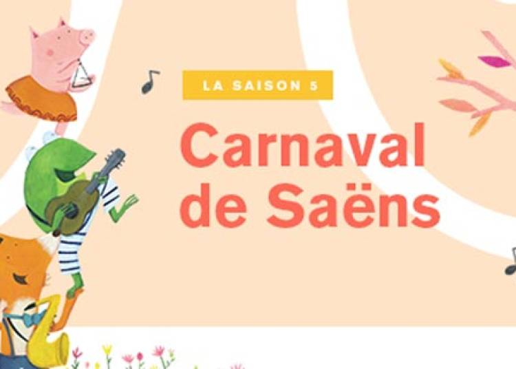 Le Carnaval De Saens � Paris 8�me
