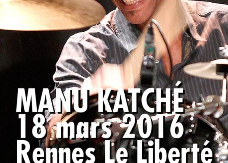 Manu Katche � Rennes