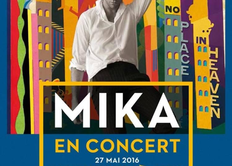 Mika � Paris 12�me