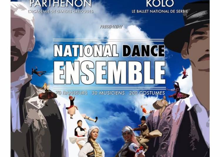 National Dance Ensemble � Paris 10�me