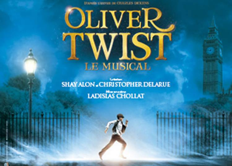 Oliver Twist, Le Musical � Paris 8�me