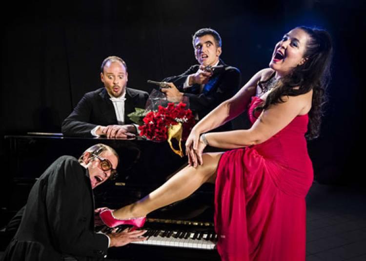 Opera Pastille 2 � Serres Castet
