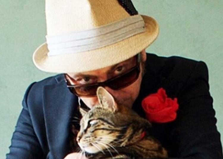 Pascal Parisot Avec Chat Chat Chat � Feyzin