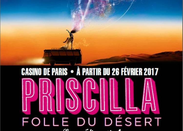 Priscilla Folle Du Desert � Paris 9�me