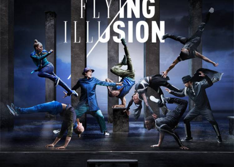 Red Bull Flying Illusion � Lyon
