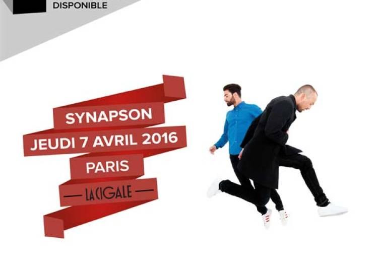 Synapson � Paris 18�me