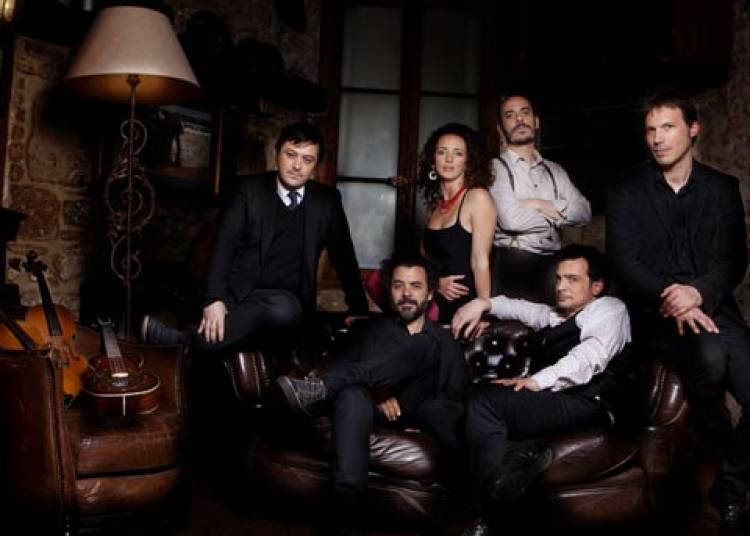 Tana & The Pocket Philharmonic � Montpellier