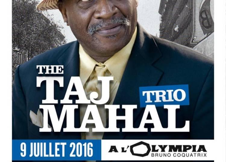 The Taj Mahal Trio � Paris 9�me