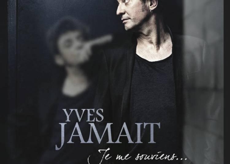 Yves Jamait � Paris 18�me