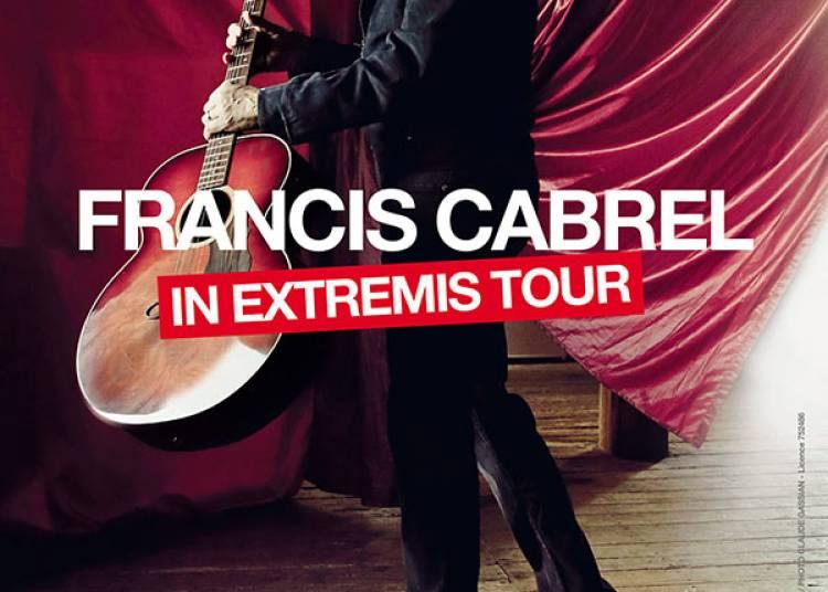 Francis Cabrel � Carcassonne