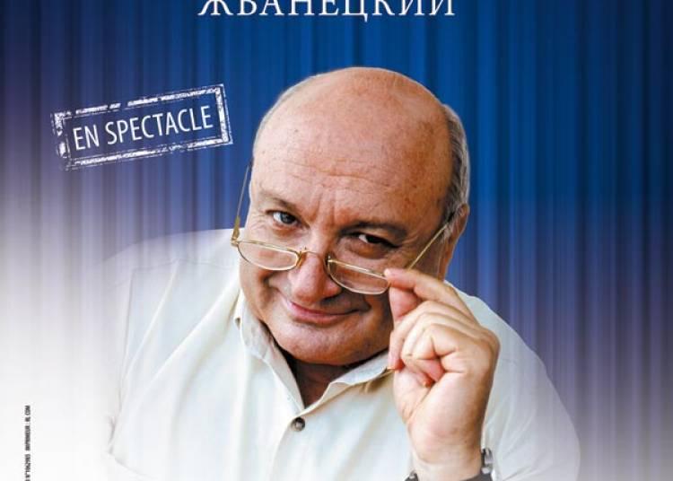 Mikhail Zhvanetsky � Paris 9�me