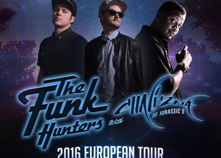 Chali 2na et The Funk Hunters � Marseille