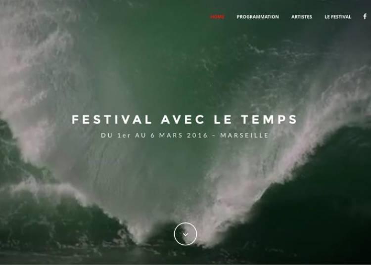 Festival avec le Temps 2016