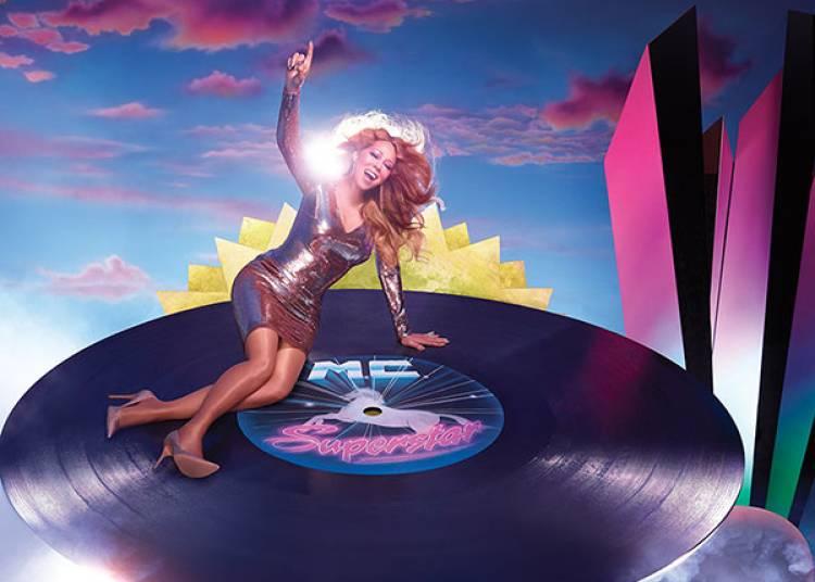 Mariah Carey � Paris 12�me