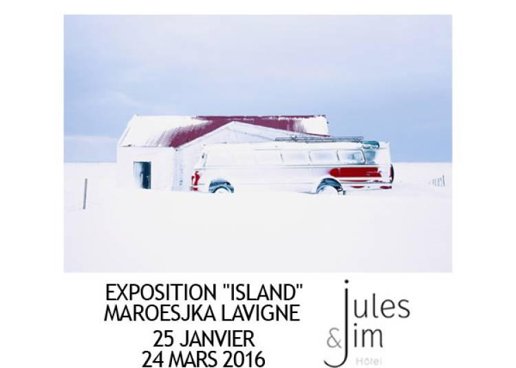 Island X Maroesjka Lavigne � Paris 3�me
